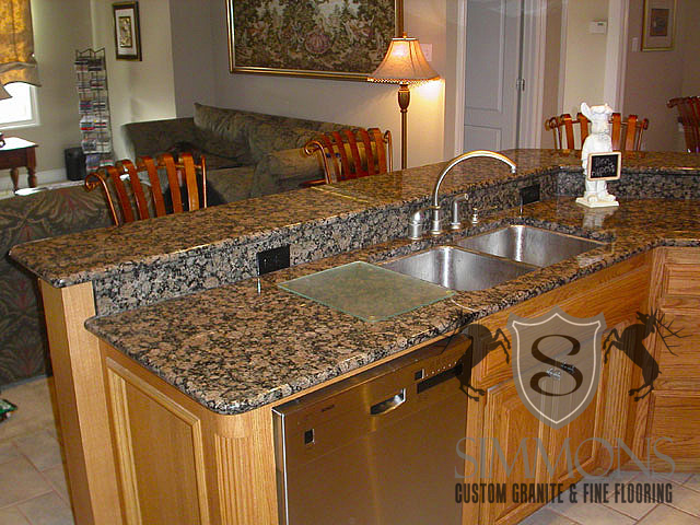 Kitchen Design With Granite Countertops How Granite Countertops Can Transform Your Kitchen  Simmons .